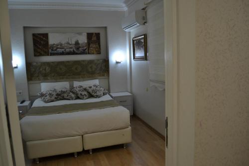 Istanbul Garden City odalar