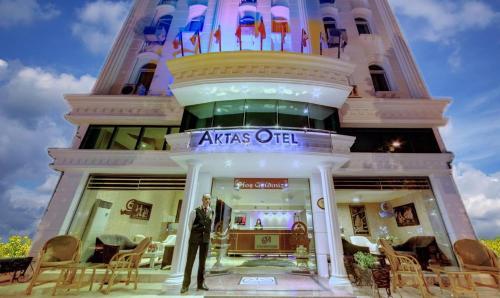Mersin Aktas Hotel tatil