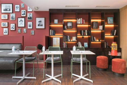 Quality Hotel & Suites Bercy Bibliothèque by HappyCulture photo 48