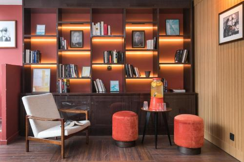 Quality Hotel & Suites Bercy Bibliothèque by HappyCulture photo 53