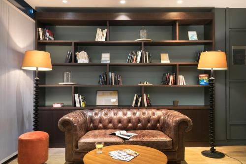 Quality Hotel & Suites Bercy Bibliothèque by HappyCulture impression