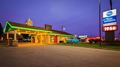 Best Western Route 66 Rail Haven Photo