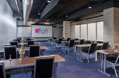 Aloft Denver Downtown photo 22