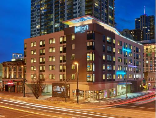 Aloft Denver Downtown impression