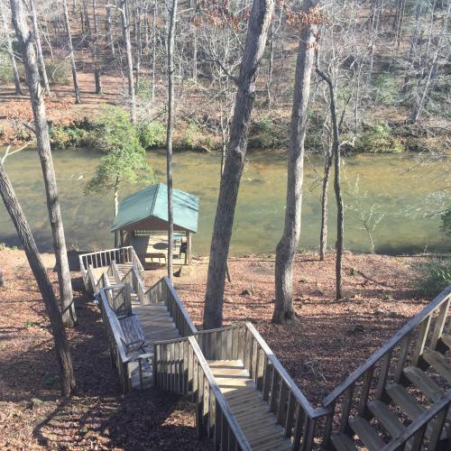 Nottely River Retreat- Blairsville Ga - Blairsville, GA 30512