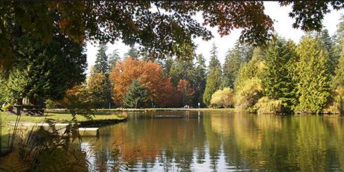 Vancouver Garden Family Suite Photo