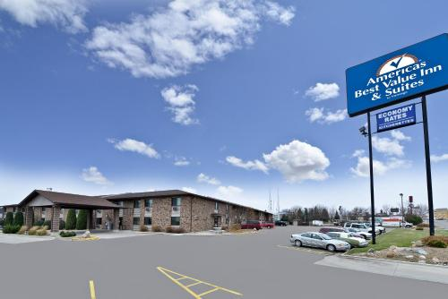 Americas Best Value Inn And Suites Bismarck