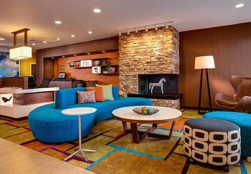 Fairfield Inn And Suites By Marriott Barrie - Barrie, ON L4N 9C7