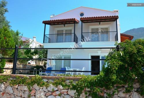Antalya Letoon Villa Kalkan harita