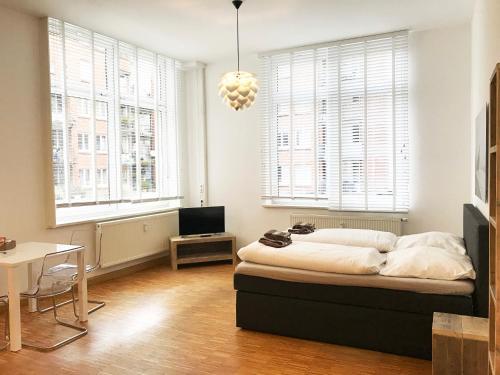Appartements in der historischen Deichstrasse photo 28