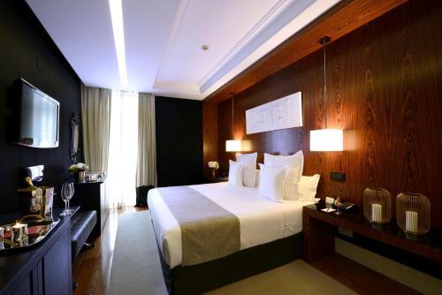 Luxury Suite Hotel Único Madrid 17