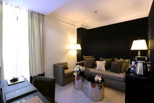 Luxury Suite Hotel Único Madrid 15