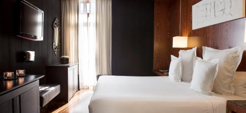 Luxury Suite Hotel Único Madrid 12