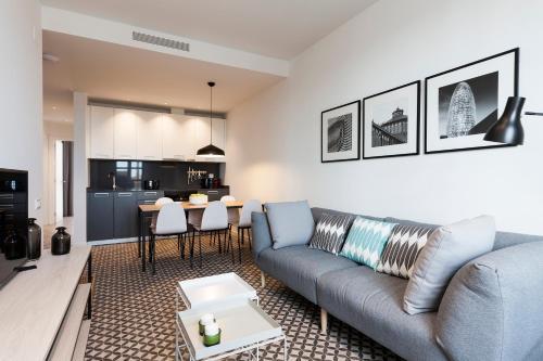Aspasios Poble Nou Apartments photo 25