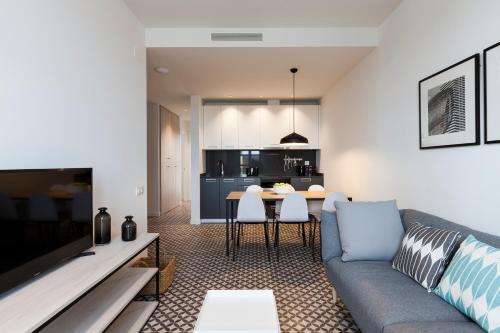 Aspasios Poble Nou Apartments photo 26
