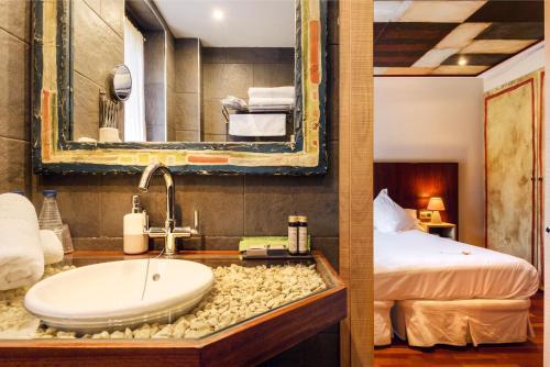 Standard Doppelzimmer mit Aussicht Hotel La Casueña 25