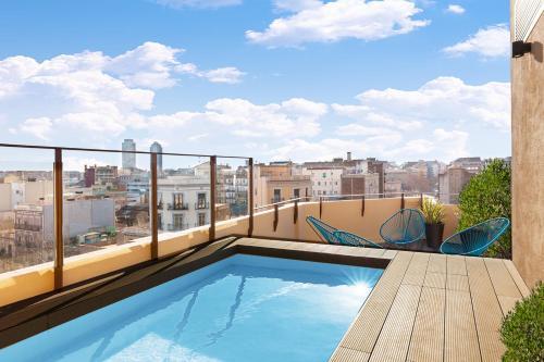 Aspasios Poble Nou Apartments photo 44