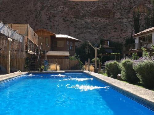 Cabañas Faro del Valle Photo