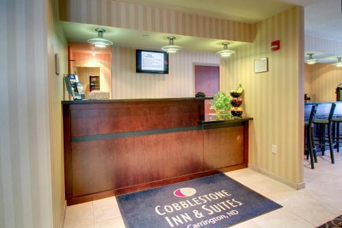Cobblestone Inn Carrington - Carrington, ND 58421