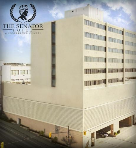 The Senator Hotel & Conference Center Timmins - Timmins, ON P4N 1S4