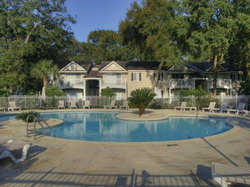 Tranquility - Beach Pier Pool Shopping And Fun - Saint Simons Island, GA 31522