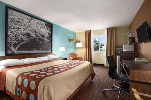 Super 8 Hotel Marion Photo