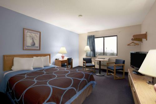 Super 8 By Wyndham Cromwell/Middletown - Cromwell, CT 06416
