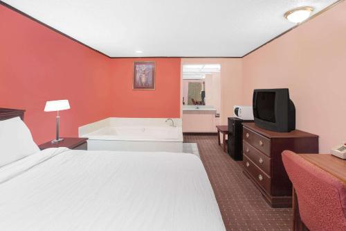 Knights Inn Battle Creek Mi Hotel