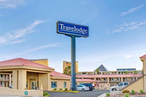 Las Vegas Airport Travelodge Photo
