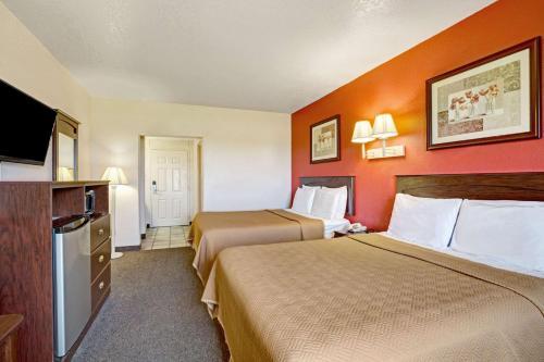 Howard Johnson Express Inn - Galveston Texas Photo