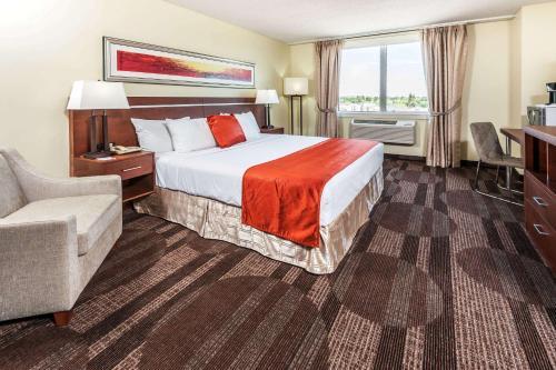 Howard Johnson Hotel Edmonton Photo
