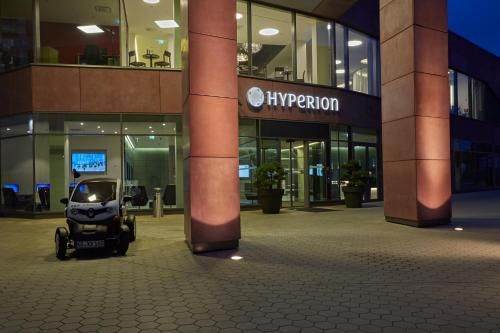 Hyperion Hotel Hamburg photo 31