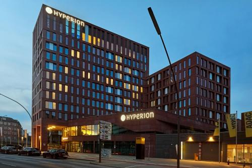 Hyperion Hotel Hamburg photo 33