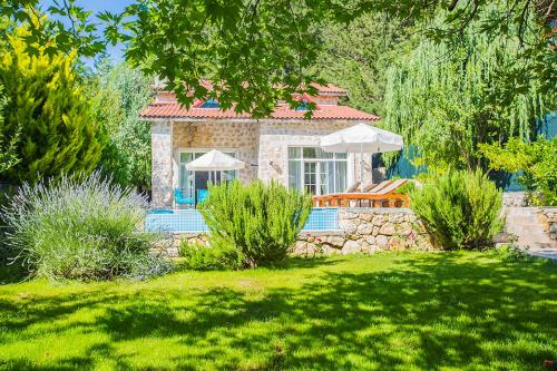 Kalkan Villa Kaputaş 1 online rezervasyon