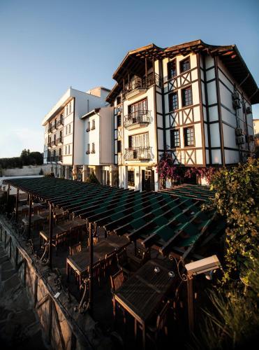 Sinop Zinos Hotel adres