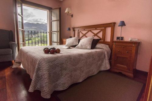Habitación Doble con terraza Hotel Puerta Del Oriente 1