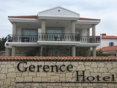 Alacati Gerence Butik Hotel odalar