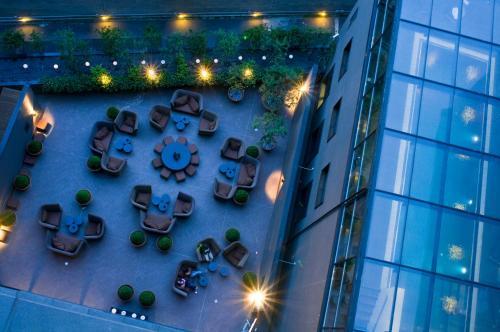 Radisson Blu Hotel Milan impression