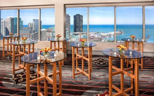 Swissotel Chicago - Chicago, IL 60601