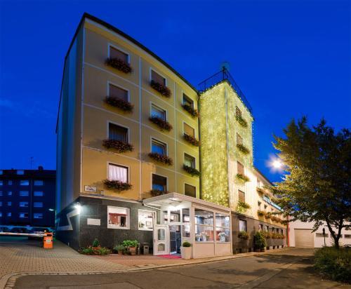 hotel hampton by hilton nuremberg city centre n rnberg desde 89 rumbo. Black Bedroom Furniture Sets. Home Design Ideas