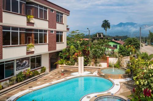 Hotel Palmar del Río Premium Photo