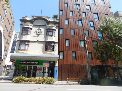 Casa Central Backpackers Hostel Hotel Sydney In Australia