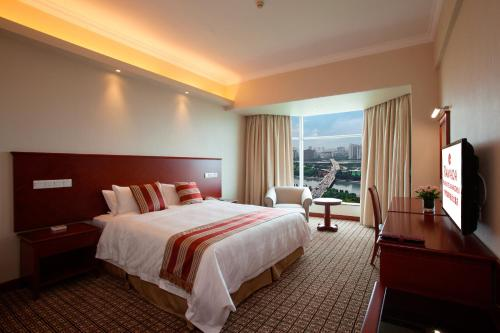 Ramada Pearl Hotel Guangzhou photo 29