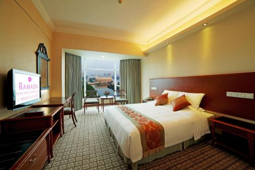 Ramada Pearl Hotel Guangzhou photo 30