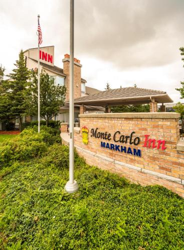 Monte Carlo Inn Markham - Toronto, ON L3R 5K6