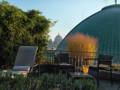 Hotel de Rome - 21 of 49