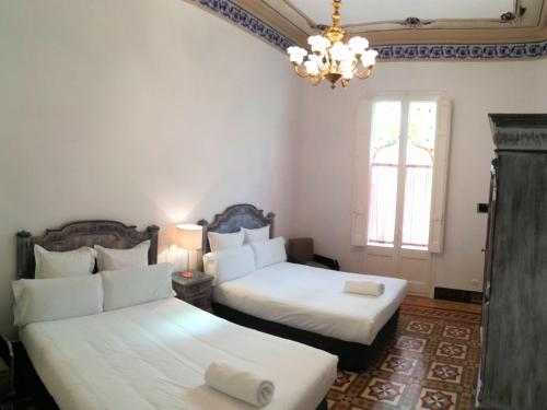 Habitación Doble - 1 o 2 camas Hotel El Xalet 5