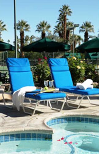 Palm Springs Tennis Club Photo