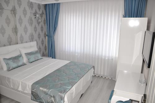 Mustafakemalpaşa Hotel Iscen odalar