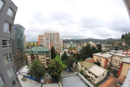 Departamentos amoblados Don Matias en Concepción Photo
